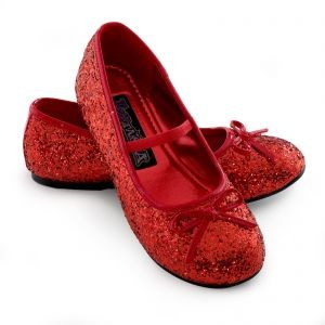 Images of Red Sparkly Shoes - Weddings Pro