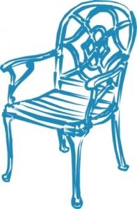 blue-chair-clip-art