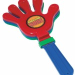 giant hand clapper